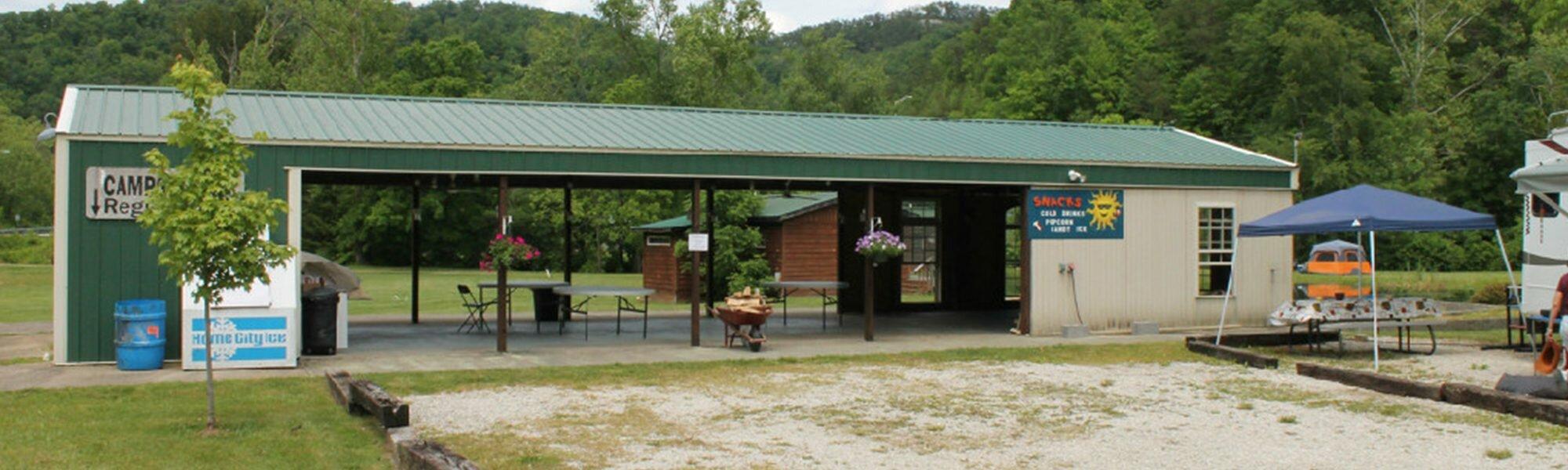 Natural Bridge Campground