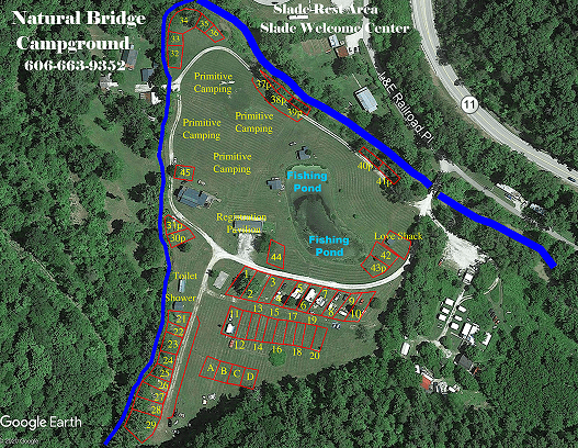 Site 1 – Electric/Water/Table/Fire Ring